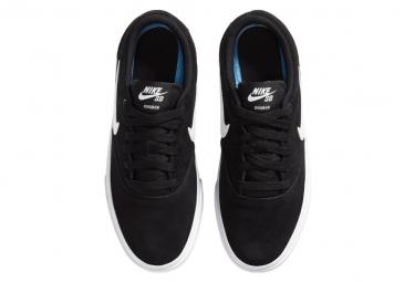 Chaussures de Skate Nike SB Charge Noir / PHOTON DUST Enfant