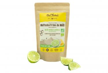 Boisson énergétique Meltonic Maltodextrine de maïs BIO Citron Vert