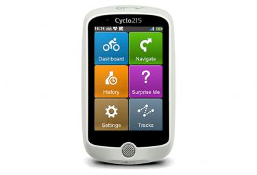 Image of Compteur gps mio cyclo 215 hc