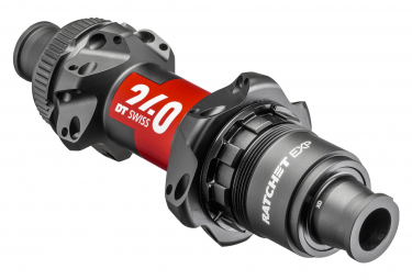 Moyeu Arrière DT Swiss 240S Straight Pull 28 | 12x142mm | Centerlock