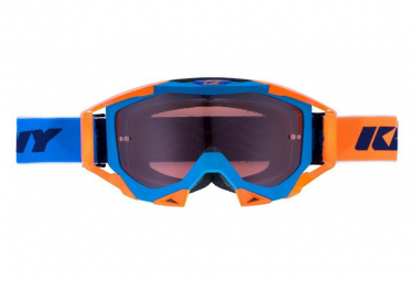 Masque Kenny Titanium Orange / Cyan