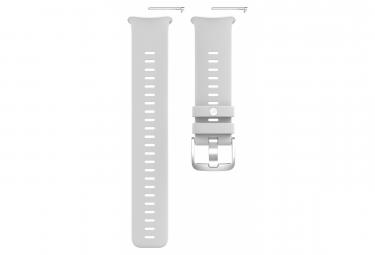 Image of Bracelet polar vantage v2 blanc s l
