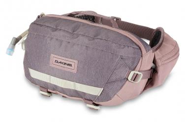 Dakine Hot Laps 5L Waist Bag + 2L Water Pocket Purple / Pink