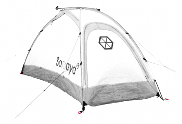 Tienda De Campana Samaya Equipment Assault 2 Ultra White Expedition