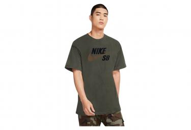 Camiseta Nike Sb Cargo Khali   Yukon Brown M