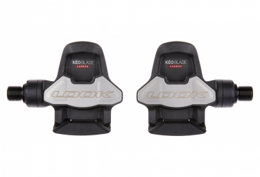 Look Keo Blade Carbon Clipless Pedals Black