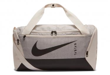 Nike Brasilia 9.0 Sporttasche Weiß
