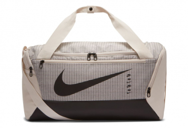 Sac de sport Nike Brasilia 9.0 Blanc