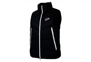 Doudoune sans-manches Nike Sportswear Down-Fill Windrunner Shield Noir