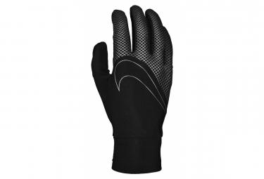 Nike 360 Lightweight Tech Running Gloves Black Men