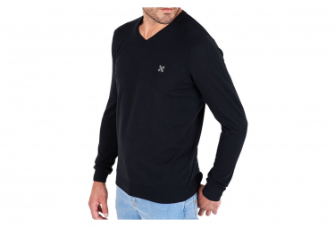 Pull Noir Homme Oxbow Previo