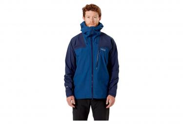 Veste Impérméable Rab Ladakh GTX Bleu Homme