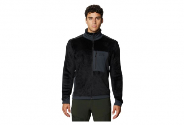 Fleece Mountain Hardwear Monkey Chaqueta Polar Negra L