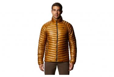 Doudoune Mountain Hardwear Ghost Whisperer 2 Jacket Marron