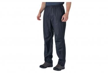 Sur-Pantalon Rab Downpour Noir Homme