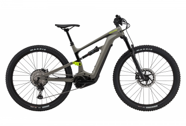 MTB elettrica Full Suspension Cannondale Habit Neo 2 Shimano SLX 12S 625 Wh 29'' Stealth Grey 2021