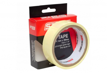 Stan's NoTubes - Yellow Tape 30mm (10YD)