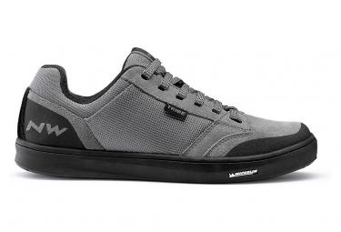 Northwave Tribe zapatillas de MTB con pedal plano gris