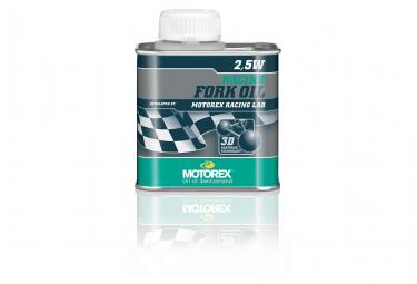 Aceite Horquilla Motorex Racing 2 5w 250 Ml