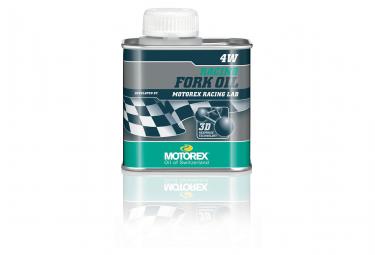 Aceite Horquilla Motorex Racing 4w 250 Ml