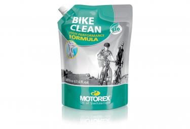 Limpiador De Recambio Motorex Bike Clean 2l