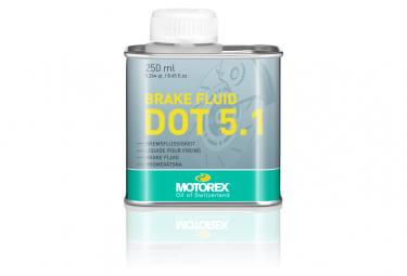 Liquide de Frein Motorex Brake Fluid DOT 5.1 250 ml