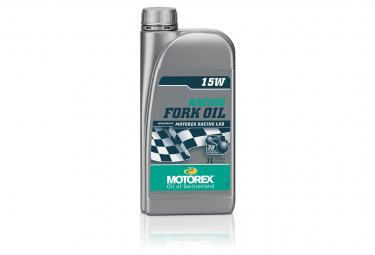 Aceite Horquilla Motorex Racing 15w 1l
