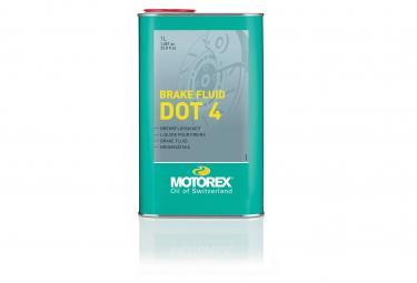 Liquide de Frein Motorex Brake Fluid DOT 4 1L