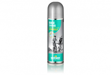 Motorex Bike Shine Spray Polish 300 ml