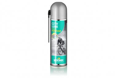 Motorex City Lube Spray Lubricante 300 Ml