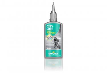 Lubrifiant Chaîne Motorex City Lube 100 ml