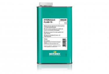 Mineral Oil Motorex Hydraulic Fluid 75 1L