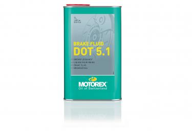 Liquide de Frein Motorex Brake Fluid DOT 5.1 1L