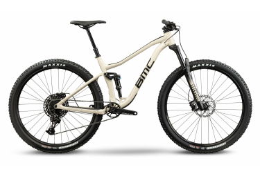 MTB Doble Suspensión BMC Speedfox AL One 29'' Beige 2021
