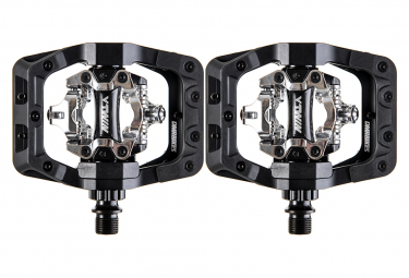 DMR Pedals V-Twin Black