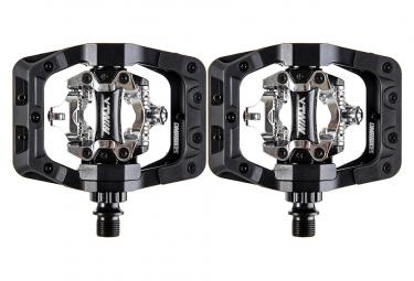Paire de Pédales DMR V-Twin Noir
