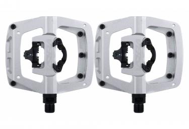 DMR Versa Semi-Automatic Pedal Silver