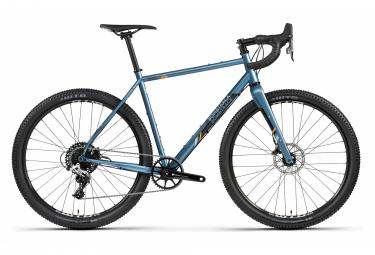Gravel Bike Bombtrack Hook EXT Sram Rival 1 11V Bleu