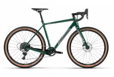 Bicicleta gravel bombtrack hook ext c sram apex 11s 650b verde oscuro brillante 2021 l   179 188 cm