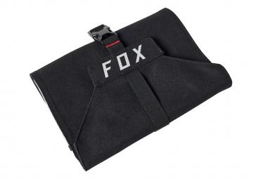 Kit De Herramientas Fox Tool Roll  Negro
