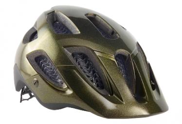 Bontrager Blaze WaveCel LTD MTB Helm Metallic Gold