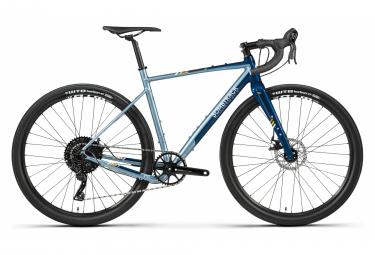 Gravel Bike Bombtrack Audax AL MicroShift XLE 11S 650b Sky Blue 2021