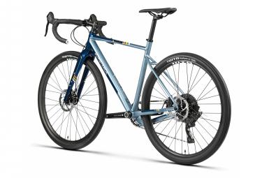 Bombtrack Audax AL Gravel Bike MicroShift XLE 11S 650b Sky Blue 2021