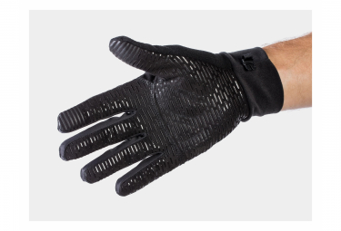 Gants Longs Bontrager Circuit Windshell Noir