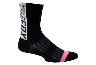 Fox 6 '' Ranger Women's Socks Black / Pink