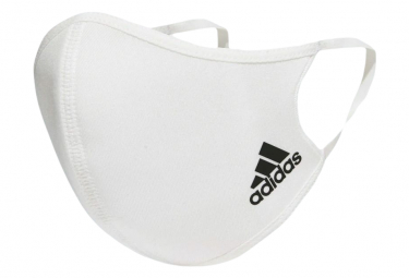 Pack De 3 Gafas Adidas Face Covers White M   L