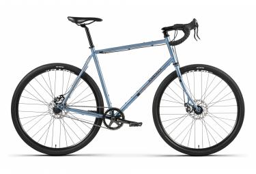 Bombtrack Arise Gravel Bike Single Speed 700 mm Metallic Pearl Blue 2021