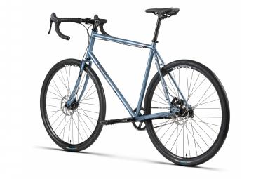 Gravel Bike Bombtrack Arise Single Speed 650b Bleu Metallic Pearl 2021