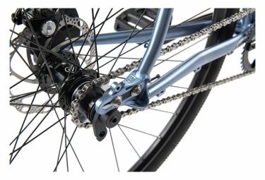 Gravel Bike Bombtrack Arise Single Speed Bleu