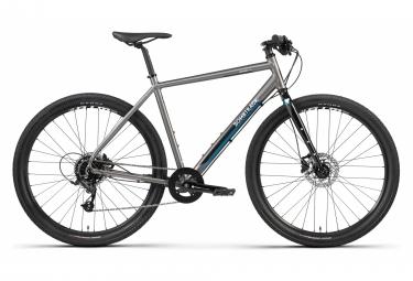 Vélo de Ville Fitness Bombtrack Munroe AL microSHIFT Mezzo 8V Gris 2021